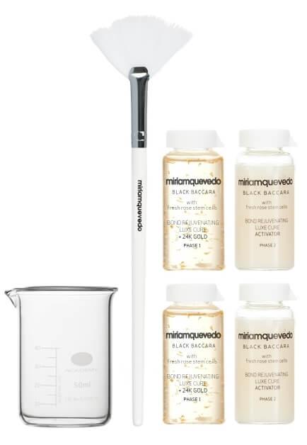 Miriamquevedo Black Baccara Bond Rejuvenating Luxe Cure