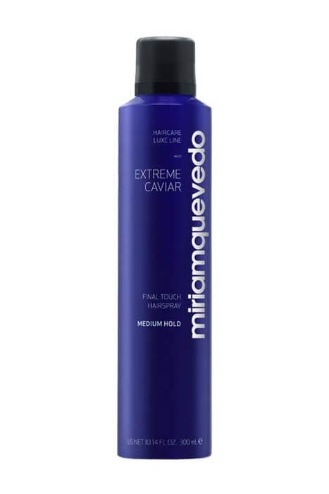 Miriamquevedo Final Touch Hairspray Medium Hold